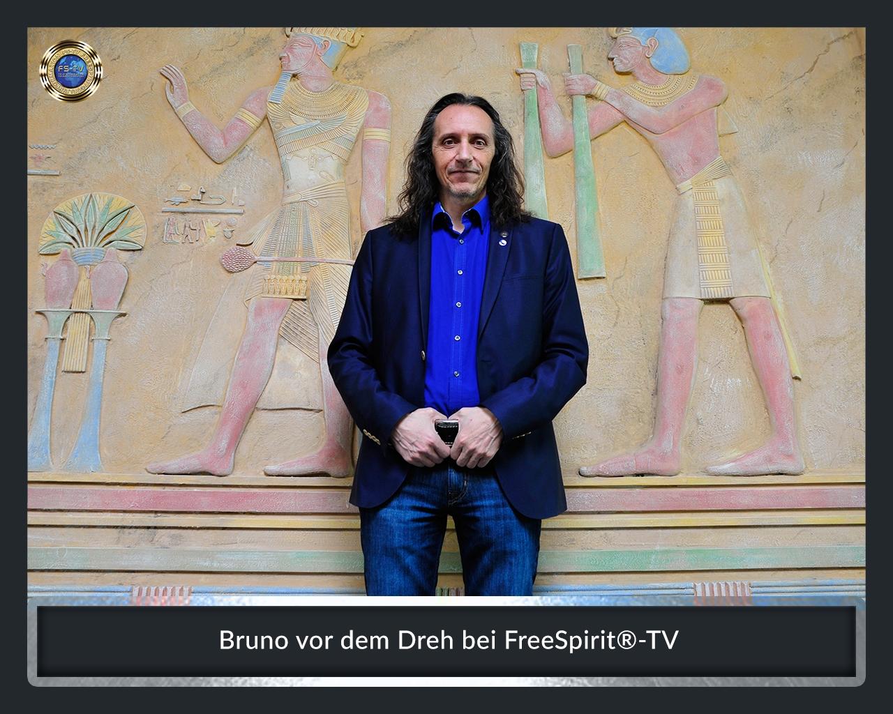 FS-TV-Bildergallerie-Bruno vor Dreh