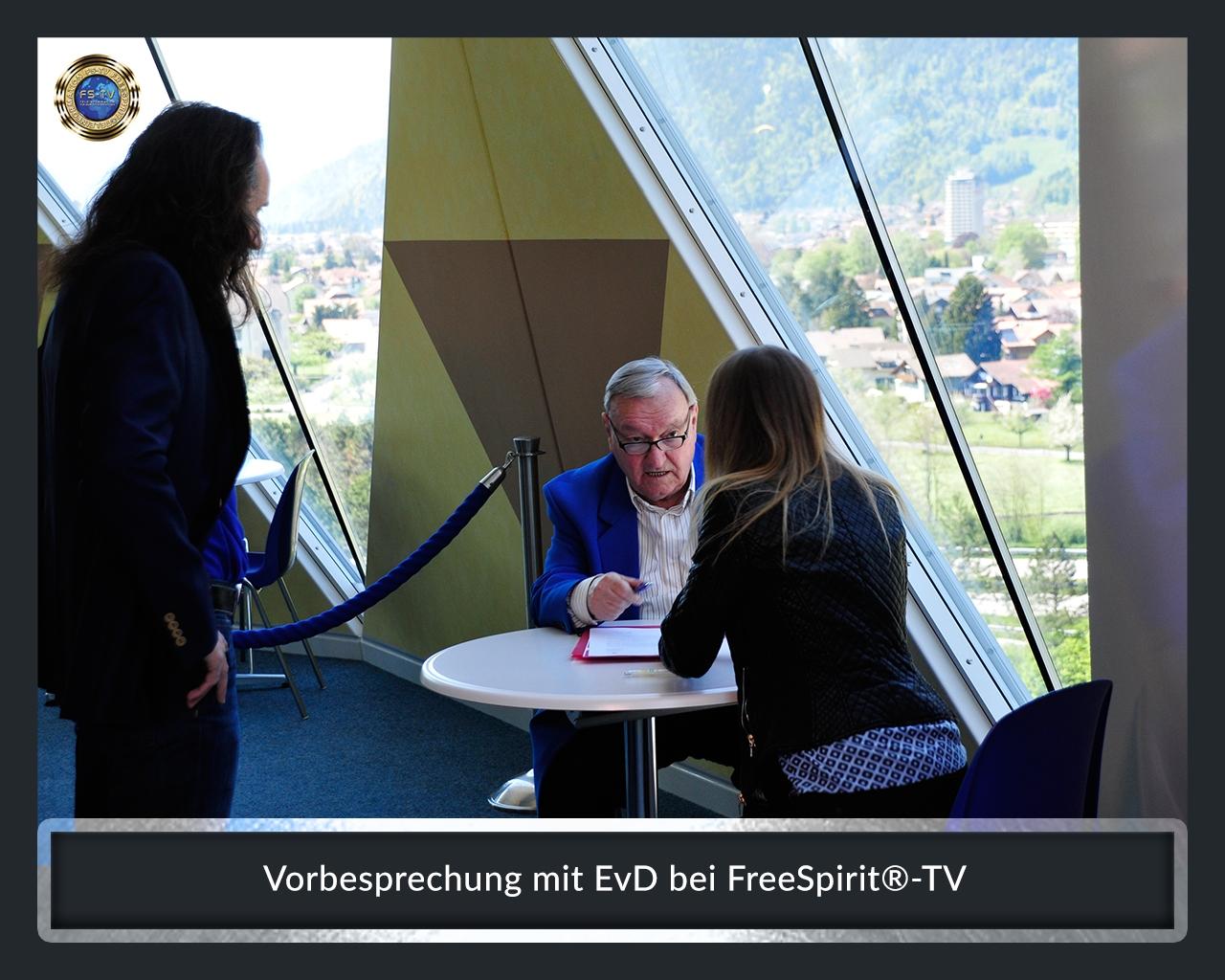FS-TV-Bildergallerie-Vorbesprechung EvD