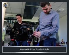 FS-TV-Bildergallerie-Kamera läuft