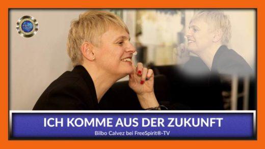FreeSpirit TV - Bilbo Calvez - Ich komme aus der Zukunft