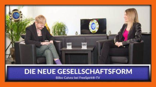 FreeSpirit TV - Bilbo Calvez - Die neue Gesellschaftsform