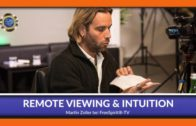 Remote Viewing und Intuition – Martin Zoller