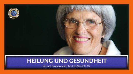 FreeSpirit TV - Renata Backenecker - Heilung und Gesundheit