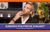 Europas politische Zukunft – Martin Zoller