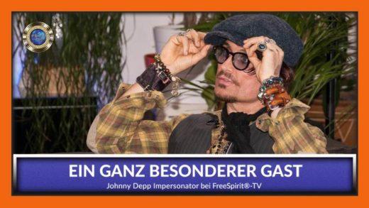 FreeSpirit TV - Johnny Depp - Ein ganz besonderer Gast