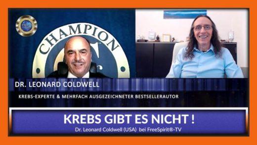FreeSpirit TV - Dr Leonard Coldwell - Krebs gibt es nicht
