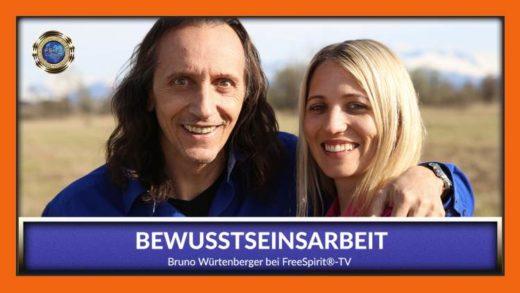 FreeSpirit TV - Bruno Würtenberger - Bewusstseinsarbeit