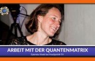 Gebriela Vinski – Arbeit mit der Quantenmatrix