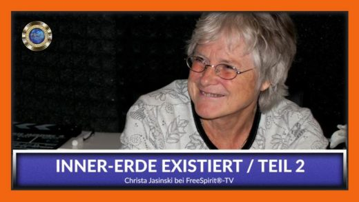 FreeSpirit TV - Christa Jasinski - Innererde existiert