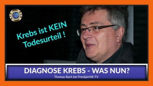 FreeSpirit TV - Thomas Bach - Diagnose Krebs was nun