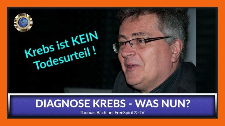 Diagnose Krebs – Was nun? – Thomas Bach