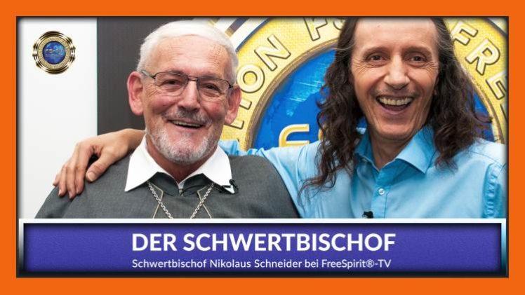 Der Schwertbischof bei FreeSpirit®-TV