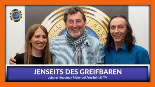 FreeSpirit TV - Nepomuk Maier - Jenseits des Greifbaren