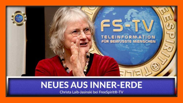 Neues aus Innererde – Christa Laib Jasinski