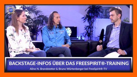 FreeSpirit-tv - Bruno und Aline - Michael Kriegs