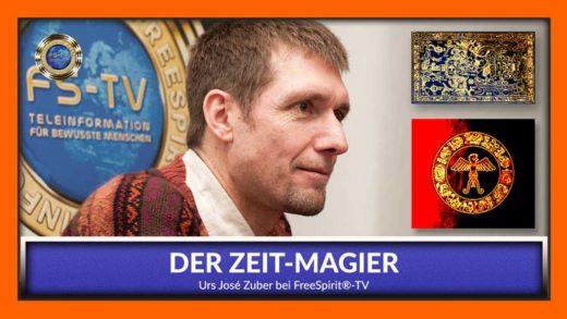 FreeSpirit TV - Urs José Zuber - Der Zeit-Magier