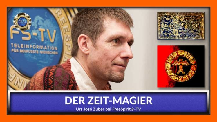 Der Zeit-Magier – Urs José Zuber