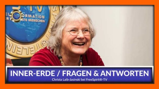 FreeSpirit TV - INnererde Fragen & Antowrten - Christa Jasinski
