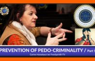 Prevention of Pedo-Criminality – Carine Hutsebaut – Part 1 (English)