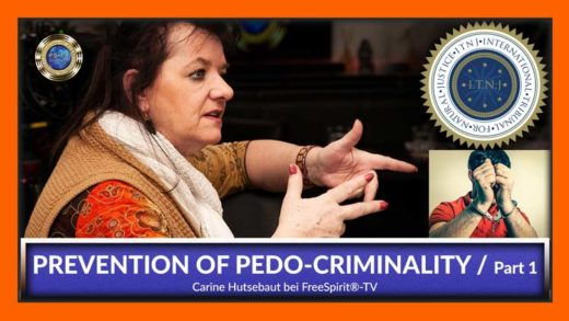 Free Spirit TV - Carine Hutsebaut - preventiono of pedo-criminality