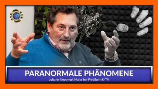 FreeSpirit TV - Johann Nepomuk Maier - Paranormale Phänomene