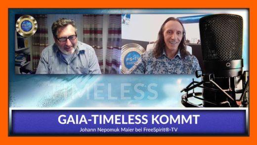 FreeSpirit TV - Gaia Timeless kommt - Johann Nepomuk Maier