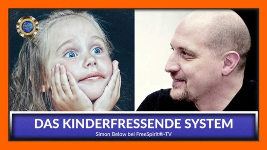 FreeSpirit TV - Simon Below - Das kinderfressende System