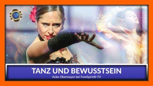FreeSpirit TV - Anke Obermayer - Tanz und Bewusstsein