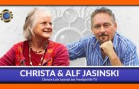 Christa & Alf Jasinski bei FreeSpirit®-TV