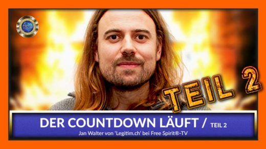 FreeSpirit TV - Jan Walter - Der Countdown läuft