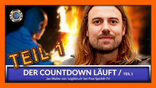 FreeSpirit tV - Jan Walter - Der Countdown läuft
