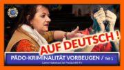 FreeSpirit TV - Carine Hutsebaut - Pädokriminalität Vorbeugen