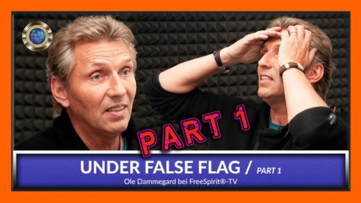 FreeSpirit TV - Ole Dammegard - Under False Flag - Part 1