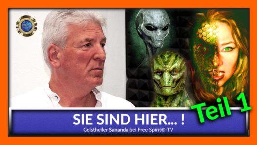 FreeSpirit TV - Geistheiler Sananda - Sie sind hier