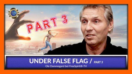 FreeSpirit TV - Ole Dammegard - Under False Flag