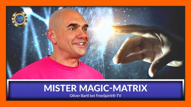 """Mr. Magic-Matrix"" – Oliver Bartl"