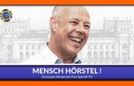 Mensch Hörstel ! – Ein Gespräch mit Christoph Hörstel