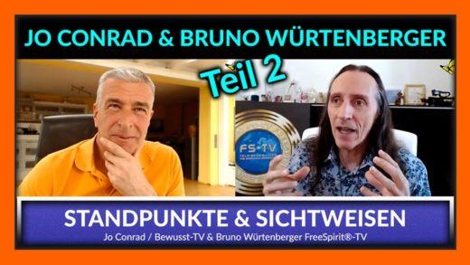 FreeSpirit TV Jo Conrad Standpunkte und Sichtweisen