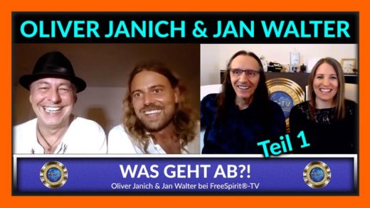 FreeSpirit TV - Oliver Janich Jan Walter