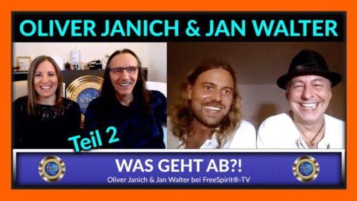 Free Spirit TV Oliver Janich Jan Walter Was geht ab