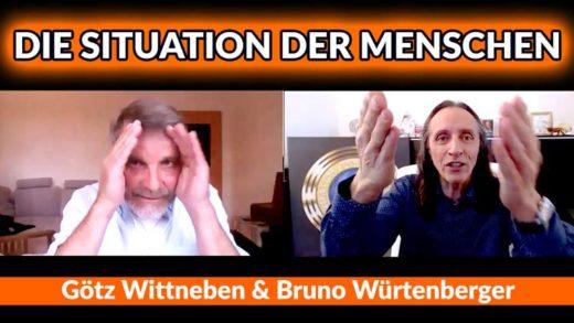 FreeSpirit TV Die Situation der Menschen Götz Wittneben