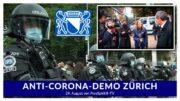 Free Spirit TV - Corona Demo Zürich 28.08.2020