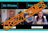 CRAZY TIMES ! – Götz Wittneben