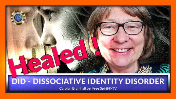 DID – Dissociative Identity Disorder – Carolyn Bramhall – EN