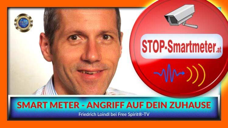 Smart Meter – Angriff auf Dein Zuhause – Fritz Loindl