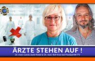 Ärzte stehen auf! – Dr. med. C. Javid-Kistel & Arzt Rolf Kron