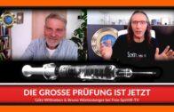 Die grosse Prüfung ist JETZT – Götz Wittneben